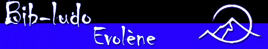 Ludothèque Evolène